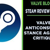 Valve Anti-Consumer Censorship Algorithm Now Blocks Steam Review Bomb