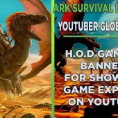 H.O.D Gaming banned by Ark: Survival Evolved Developers for pointing out exploits