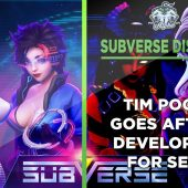 Tim Pool files Trademark to retroactively target Subverse game over search rankings