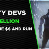 Dirty Devs: Hellion developers Zero Gravity Games take the money and run