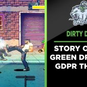 Dirty Devs: Story of the Green Dragon GDPR Threat and silencing Critique
