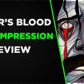 Alder's Blood A First Impressions Review