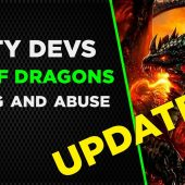 Dirty Devs: Day of Dragons Update Part 3 Jao is a Disgrace to Indie Devs