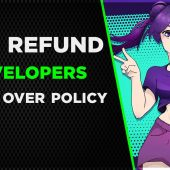 GOG new 30 day unlimited play time refund policy angers developers