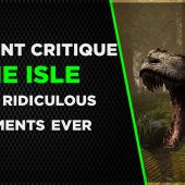 The Isle Game: Responding to Comments and Critics over the Dirty Devs Video