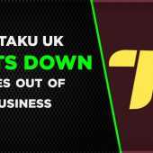 Kotaku UK Goes out of business and is being shut down!!
