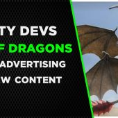 Dirty Devs: Day of Dragons False Advertising and Lack of Progress