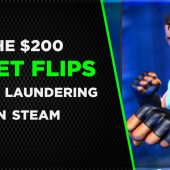 Suspected Money Laundering: The case of the $200 Steam Games