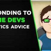 I Will Now Respond To Indie Game Developers Asking For Advice For About 17 Minutes