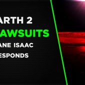 Earth 2: Founder Shane Isaac Responds NO LAWSUIT And A Discussion About Tanner's Lies