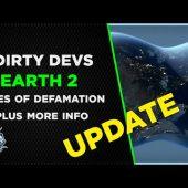 Dirty Devs UPDATE: Earth 2 The Ponzi Scheme Cries Defamation